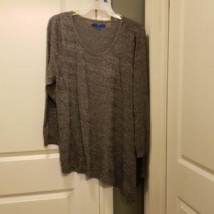 Apt 9 3x sweater
